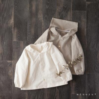 フランネル セーラーシャツ(80/90/100)