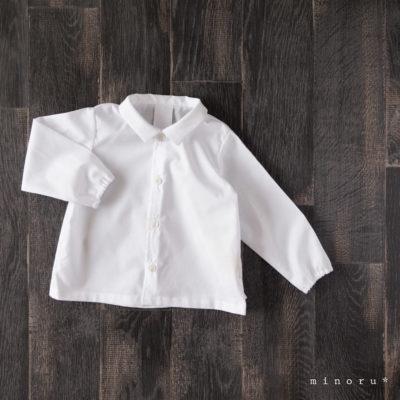 ベーシックシャツ オフホワイト