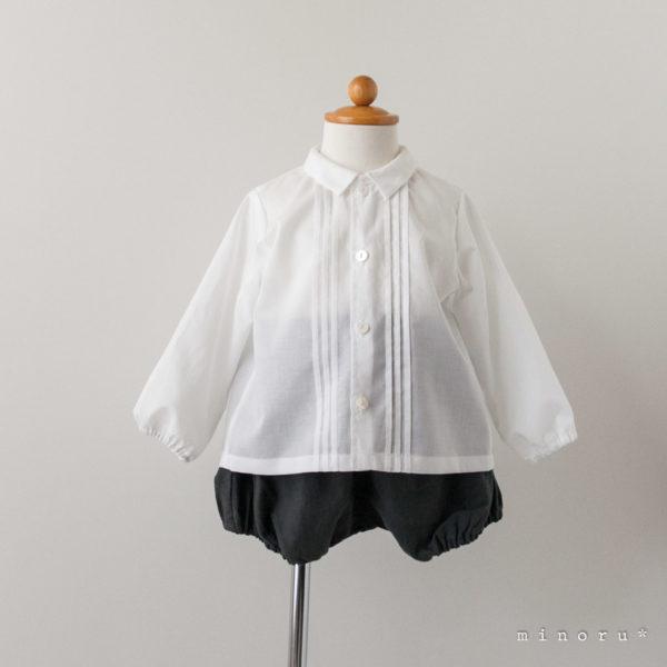 ドレスシャツ オフホワイト