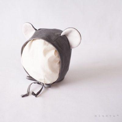 ベビーボンネット(帽子)