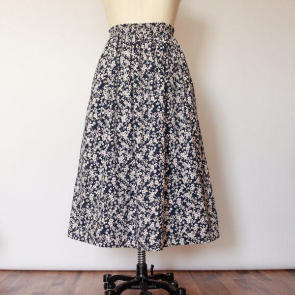 丈を選べるロングスカート
